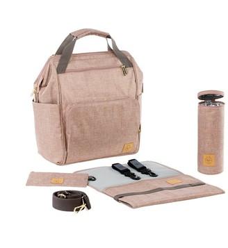 Lassig Glam Goldie Backpack Diaper Bag Rose