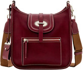 Dooney & Bourke Florentine Toscana Small Front Zip Crossbody