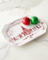 "Juliska Merry Christmas"" Gift Tray"