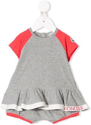 Moncler Enfant T-shirt and short set