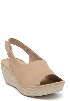 Clarks Reedly Shaina Wedge Sandal