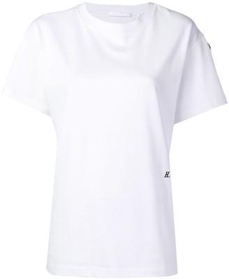 Helmut Lang ring detail T-shirt