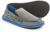 Sanuk Vagabond Nights Shoes - Slip-Ons (For Men)