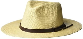 Pendleton Safari Straw Hat (Natural Straw) Cowboy Hats