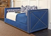 The Well Appointed House Harrison Day Bed in Blue