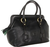 Dooney & Bourke Mitchell Bag (Black/Black) - Bags and Luggage