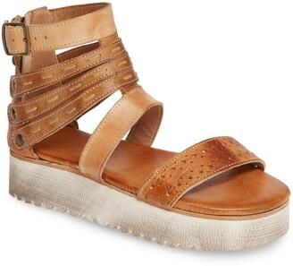 Bed Stu Artemia Platform Sandal