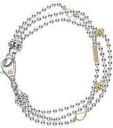 Lagos Caviar Icon Three-Row Bracelet