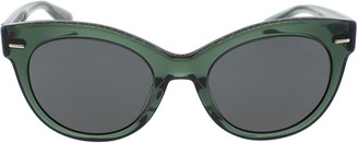 Oliver Peoples The Row Georgica Ivy Sunglasses