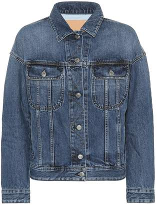 Acne Studios Bla Konst Lamp denim jacket