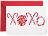 Lana's Shop Set of 8 Note Cards - XOXO
