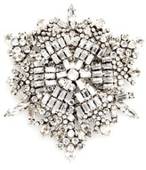 Saint Laurent Crystal Brooch