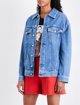 Jeremy Scott Viva Avant Garde denim jacket