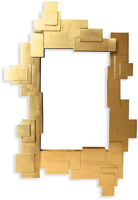 Jonathan Adler Puzzle Accent Mirror