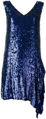 P.A.R.O.S.H. sequin dress