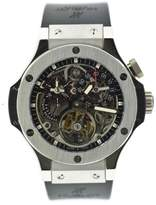 Hublot Bigger Bang 308.TX.130.RX Platinum & Rubber 44mm Mens Watch