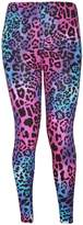 Xclusive Collection New Womens Plus Size Printed Full Stretch Leggings Long Trousers