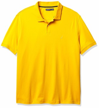 Nautica Big and Tall Men's Big & Tall Classic Fit Polo