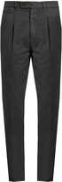 Brunello Cucinelli Leisure-fit cotton chino trousers