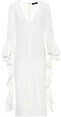 Ellery Reuben crepe dress