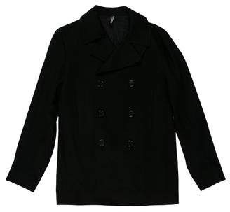 Christian Dior Double-Breasted Wool Peacoat