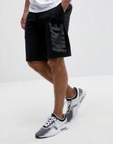 Nike Jersey Shorts In Black 833876-010