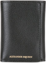 Alexander McQueen 3 fold wallet - men - Artificial Leather - One Size