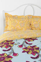 Urban Outfitters Magical Thinking Owabi Floral Sham - Set Of 2