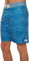Reef Futures Mens Boardshort Blue