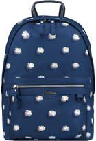 Cath Kidston Pom Pom Spot Aster Backpack