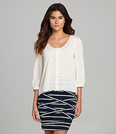 Gianni Bini Gail Blouse