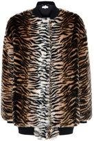 Stella McCartney sabine fur free fur coat