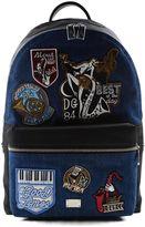 Dolce & Gabbana Dolce Gabbana Backpack Denim Patch