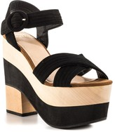Shellys London Struda - Black Nobuck