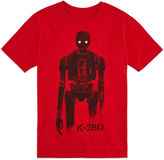 Asstd National Brand Short Sleeve T-Shirt-Big Kid Boys