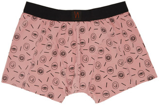 Nudie Jeans Pink Icons Boxer Briefs
