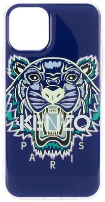 Kenzo Tiger print iPhone 11 Pro case