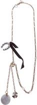 Lanvin charm necklace