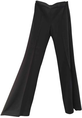Maria Grachvogel Black Cloth Trousers for Women