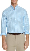 Vineyard Vines Elmont Gingham Tucker Classic Fit Button-Down Shirt
