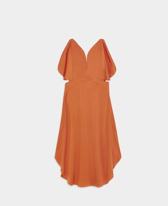Stella McCartney paulina midi dress