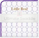 Swaddle Designs Ultimate Swaddle Blanket, Made in USA, Miles College, Little Bear