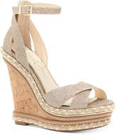 Jessica Simpson Ahnika Ankle-Strap Wedge Sandals Women's Shoes