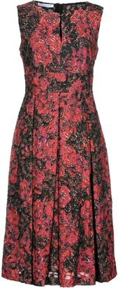 Caractere Knee-length dresses