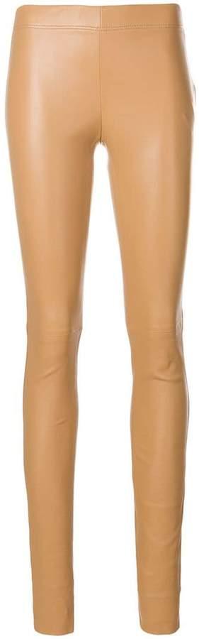 Joseph panelled leggings