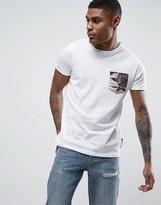 Criminal Damage Chest Pocket T-Shirt