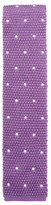Tom Ford Dotted Knit Silk Tie