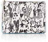 Lanvin Women's Sketch Large Pouch