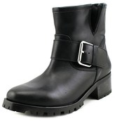 Andre Assous Brody Women Round Toe Leather Boot.