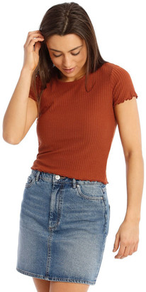 Only Emma Short-Sleeve Top